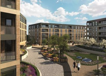 "Thumbnail 1 bed flat for sale in ""Fuchsia House - Plot 5"" at Bessant Drive, Kew, Richmond"