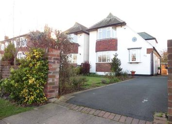 Thumbnail 3 bed detached house for sale in Devonshire Road, Bispham, Blackpool