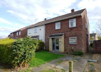Thumbnail 3 bed semi-detached house for sale in Derwent Drive, Gunthorpe, Peterborough, Cambridgeshire