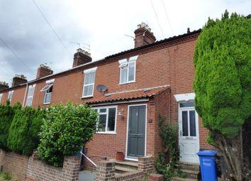 Thumbnail 2 bedroom terraced house for sale in Norwich, Norfolk