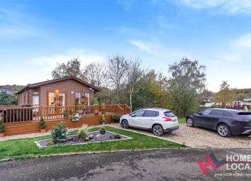 Thumbnail 2 bed bungalow for sale in Warren Lodges, Warren Estate, Woodham Walter, Essex