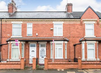 3 bed terraced house to rent in Gerald Road, Salford M6