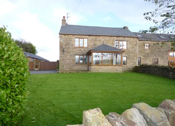 Thumbnail 3 bed detached house to rent in Chewmill Farmhouse, Elker Lane, Billington