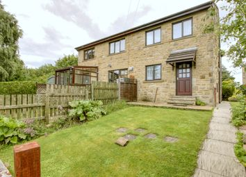 Thumbnail 3 bed end terrace house for sale in Carleton Road, Skipton