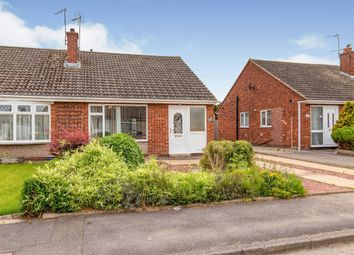 Thumbnail 2 bed semi-detached bungalow for sale in Christchurch Drive, Stockton-On-Tees