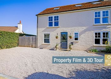 Thumbnail 5 bed semi-detached house for sale in Park Road, Hellingly, Hailsham