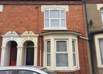 Thumbnail 4 bed terraced house to rent in Wycliffe Road, Northampton