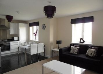 Thumbnail 2 bedroom flat to rent in Minster Court, Shelton Lock, Derby