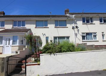 Thumbnail 3 bedroom terraced house for sale in Charles Dart Crescent, Barnstaple