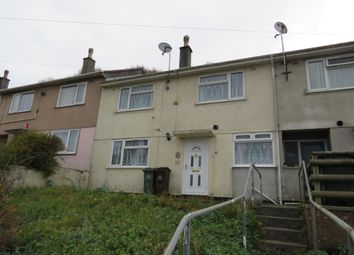 Thumbnail 3 bed terraced house for sale in Landrake Close, Plymouth