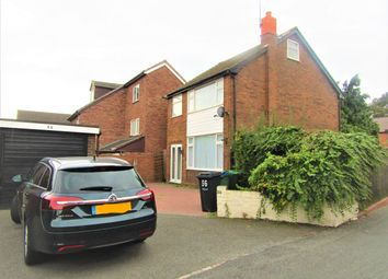 Thumbnail 3 bed detached house for sale in Trotters Lane, West Bromwich