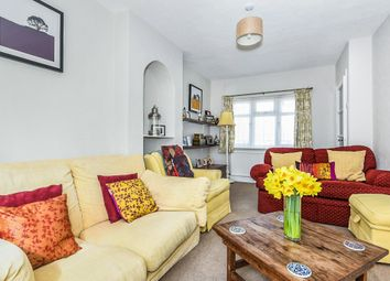 Thumbnail 3 bed detached house for sale in The Kingsway, Ewell, Epsom