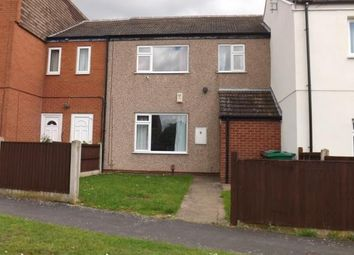 Thumbnail 3 bed terraced house for sale in Fleming Gardens, Clifton, Nottingham