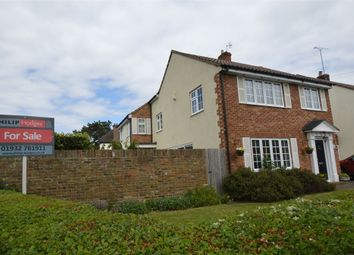 Thumbnail 5 bed detached house for sale in Ivy Close, Sunbury-On-Thames