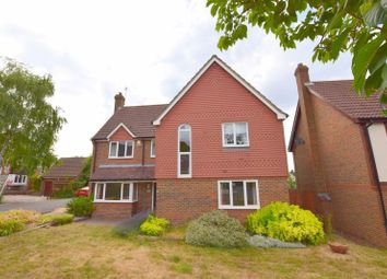 Thumbnail 8 bed detached house to rent in Bishops Field, Aston Clinton, Aylesbury