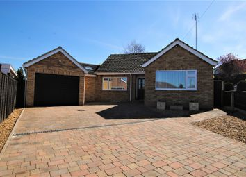 Thumbnail 2 bed detached bungalow for sale in Mannings Rise, Rushden