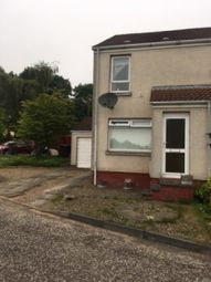 Thumbnail 2 bedroom end terrace house to rent in Merlyon Way, Penicuik, Midlothian