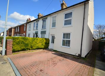 2 bed end terrace house for sale in Alan Road, Ipswich IP3