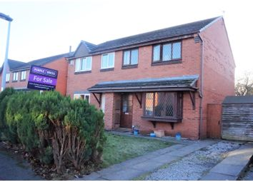 Thumbnail 3 bed semi-detached house for sale in Lindale Close, Deeside