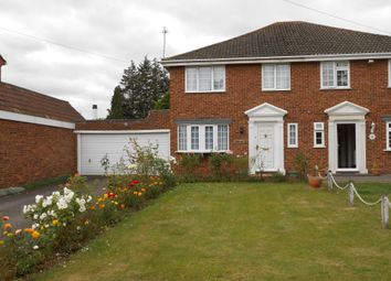 Thumbnail 5 bedroom semi-detached house to rent in Little Sutton Lane, Slough