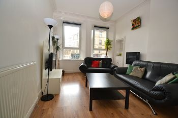 Thumbnail 2 bed flat to rent in Leith Walk, Edinburgh Available 24th May