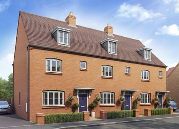 "Thumbnail 3 bedroom end terrace house for sale in ""Kennett"" at Halse Road, Brackley"