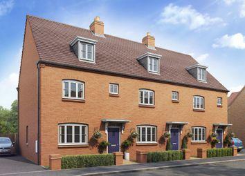 "Thumbnail 3 bedroom terraced house for sale in ""Kennett"" at Halse Road, Brackley"