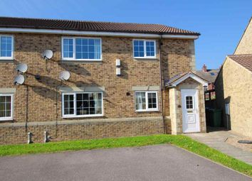 Thumbnail 2 bed flat for sale in Ashwood Green, Ryhill, Wakefield