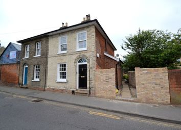 Thumbnail 2 bedroom semi-detached house for sale in Gaol Lane, Sudbury