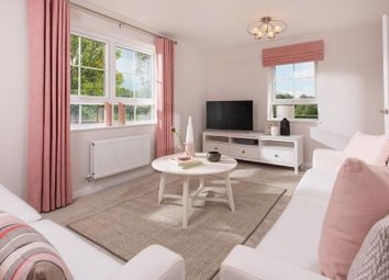 """Thumbnail 3 bedroom detached house for sale in """"Moresby"""" at Black Scotch Lane, Mansfield"""