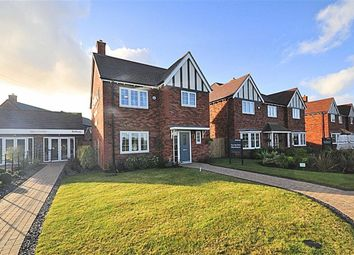 Thumbnail 3 bed detached house for sale in Ombersley Road, Bevere, Worcester