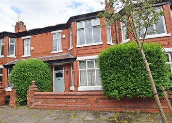 Thumbnail 5 bed terraced house for sale in Brixton Avenue, West Didsbury, Manchester