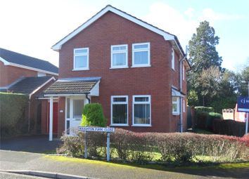 Thumbnail 4 bed detached house for sale in Boughton Park Close, Worcester