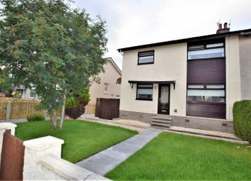 Thumbnail 4 bed semi-detached house for sale in Owen Kelly Place, Saltcoats