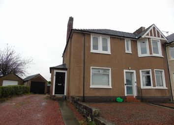 Thumbnail 2 bed flat for sale in Haughview Rd, Motherwell, North Lanarkshire