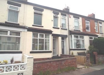 Thumbnail 2 bed terraced house to rent in Princess Road, Prestwich, Manchester