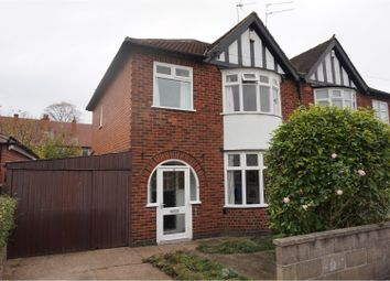 Thumbnail 3 bed semi-detached house for sale in Penrhyn Avenue, Littleover