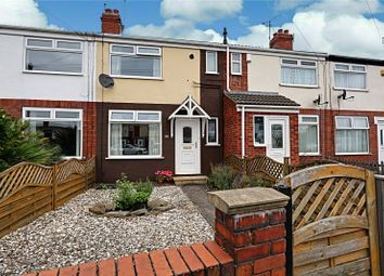 2 bed terraced house for sale in Brooklands Road, Hull, East Yorkshire HU5