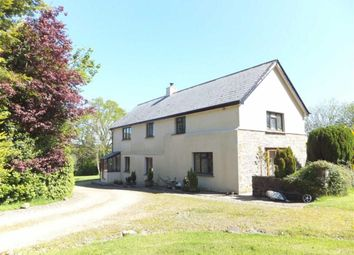Thumbnail 6 bedroom detached house for sale in Halwill, Beaworthy