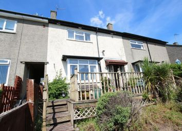 Thumbnail 3 bed terraced house for sale in Westcliffe, Dumbarton