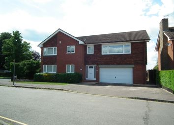 Thumbnail 5 bed detached house for sale in Kerdistone Close, Potters Bar