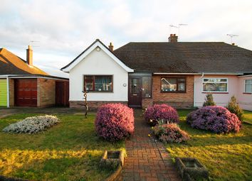 Thumbnail 2 bed semi-detached bungalow for sale in Blandford Road, Ipswich