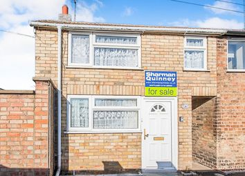 Thumbnail 2 bed property for sale in Claygate, Whittlesey, Peterborough