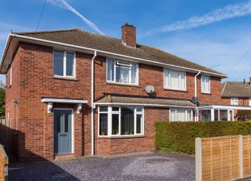 Thumbnail 3 bed semi-detached house for sale in 3 Bed Semi Detached, Langland Drive, Whitecross, Hereford