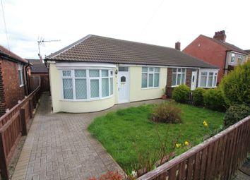 Thumbnail 2 bed semi-detached bungalow for sale in St. Oswalds Crescent, Billingham