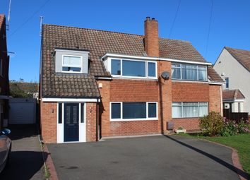 Thumbnail 5 bed semi-detached house for sale in Chosen Way, Gloucester