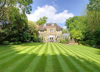 Thumbnail 6 bed detached house for sale in Burwood Place, Hadley Wood, Hertfordshire