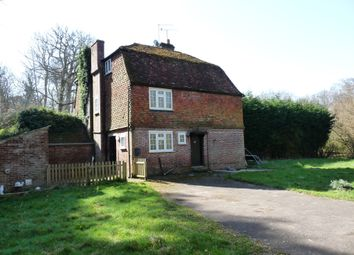 Thumbnail Semi-detached house for sale in Hill Hoath Road, Chiddingstone, Edenbridge