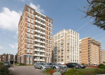 Thumbnail 2 bedroom flat for sale in Warnham Court, Grand Avenue, Hove, East Sussex