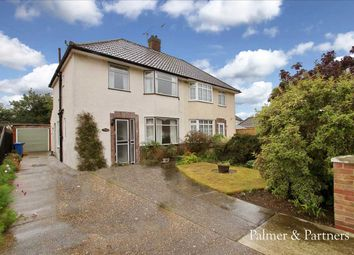 Thumbnail 3 bed semi-detached house for sale in Ladywood Road, Ipswich